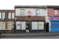 GROUND FLOOR RESTAURANT TO LET IN THE AREA OF TYSELEY ON WARWICK ROAD