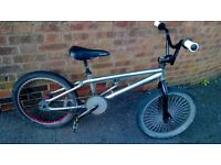 "GT bmx bike 20"" wheels"