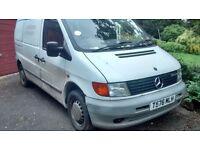 Mercedes vito spares or repair