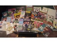 ATHLETICS and other sport magazines