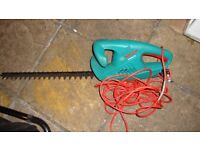 Bosch AHS 50-16 Electric Hedge Cutter Good Condition