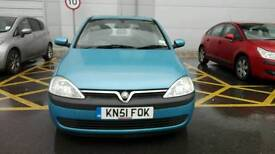 VAUXHALL CORSA 1.4 AUTOMATIC,LONG MOT(NEW),LOW MILEAGE,VERY CLEAN,£575 CHEAP