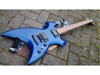 cruiser by crafter guitar bc rich pickup