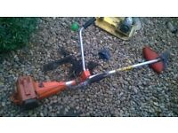 Husqvarna Brushcutter Strimmer 244RX Very Heavy Duty Machine