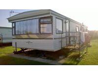 2 bed/6 berth Caravan to Rent Summerlands, Ingoldmells