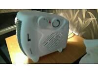 Electric fan/heater