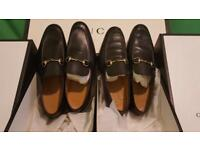 Gucci Men Shoes classic Loafers