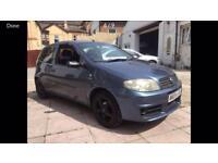 Fiat Punto Active 8v 2004 cheap insure bargain sport