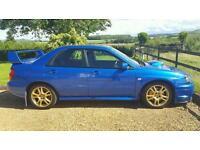 Subaru Impreza STi 2003
