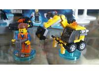 Lego dimensions emmet and digger