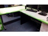 Office Desks (Graffiti Set)