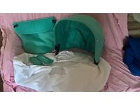 mothercare XPEDIOR colour pack MINT