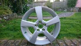 "Volvo 17"" Alloy Wheels"