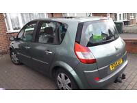Renault Scenic Low Mileage cambelt changed