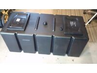 POLYTANK LOFT TANK KIT - 42 gallon cold water tank - loft water tank