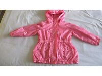 Girls summer jacket Age 3-5 years **M&S Lovely condition