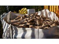Firewood, Kindling, Oak offcuts, Logs