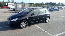 Peugeot 307, diesel, long mot