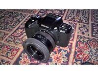 Pentax Z-10 Autofocus 35mm Camera with 35-70 Zoom lens