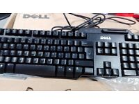 DELL USB KEYBOARD WITH SMART CARD READER - QWERTY
