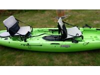 Jackson Kayak - Big Tuna Fishing Kayak not Hobie, Kaskazi, Ocean or Tarpon