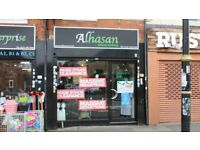 SUBLEASE PREMISES TO LET ON LADYPOOL ROAD IN THE AREA OF BALSALL HEATH