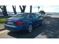 AUDI A4 TDI S LINE ABSOLUTELY FABULOUS CONDITION