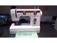Sewing machine by New Home