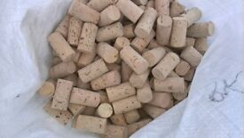 a lot vine corks for sale with corker