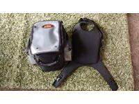 Genuine KTM 950 SM Tank Bag and Harness