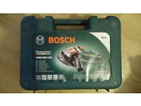 BOSCH PWS 850-125 ANGLE GRINDER