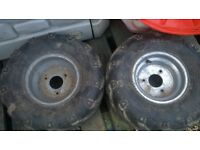 quad bike wheels 16 x 8 - 7
