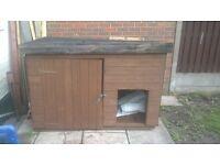 dog kennel good bargain