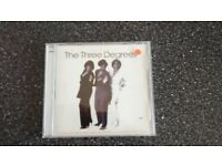 THE BEST OF THE THREE DEGREES – CD