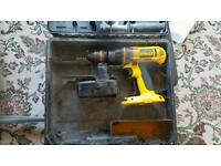 Power drill tools spaners