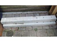 Concrete Repair Posts For Fencing