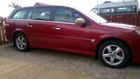 Vauxhall Vectra Estate 1.9 cdti Exclusiv