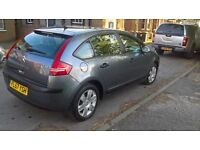 2007 CITROEN C4 LOW MILEAGE DRIVES WELL