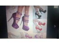 ladies/women shoes