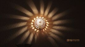 MOROCCAN WALL LIGHT