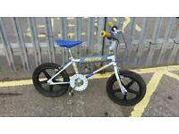 raleigh mini burner bmx