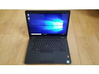"""Dell Latitude E5470 Laptop 14"""" Core i5-6200U 8GB 128GB SSD Full HD Win 10 Pro"""