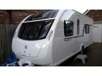 2014 IMMACULATE SWIFT CHALLENGER SPORT (544) 4 BERTH