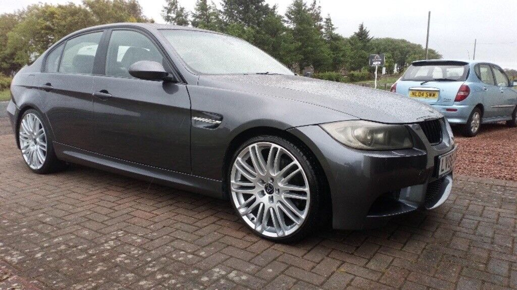 bmw e90 330i m sport with full m3 bodykit exhaust. Black Bedroom Furniture Sets. Home Design Ideas