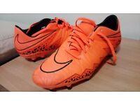 Nike Hypervenom Football boot for sale Size: 9