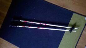 Head ski poles 85cm