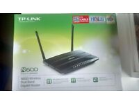 TP-Link Router N600 for sale