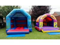 Bouncy castle hire from only £40 a day