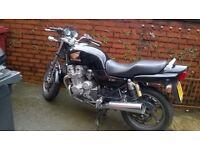 Honda CB750 F2N