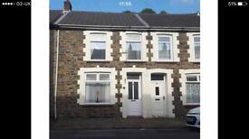 3 bed house to rent Taff Street, Ferndale
